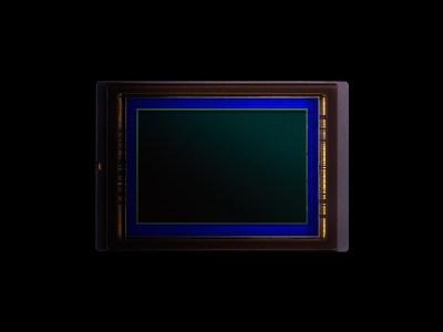Sony намерена первой выпустить дюймовый сенсор для камер смартфонов
