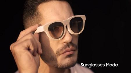 Видео: концепт AR-очков Samsung, которые выглядят как обычные солнцезащитные очки