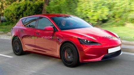 Один из двух «народных» электромобилей Tesla с ценником $25,000 разработают и будут производить в Китае, но продавать — во всем мире