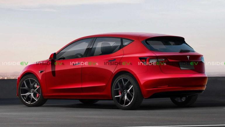 """Один из двух """"народных"""" электромобилей Tesla с ценником $25,000 разработают и будут производить в Китае, но продавать - во всем мире"""