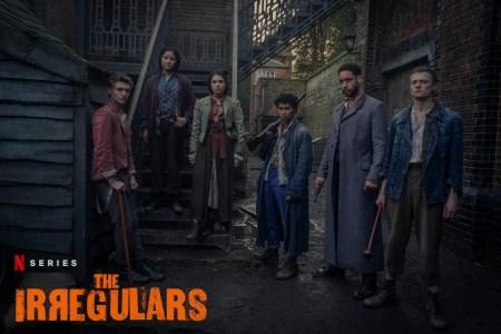 Новый сериал «The Irregulars» от Netflix расскажет о группе детей-беспризорников, которые раскрывают дела вместо Шерлока Холмса [премьера 26 марта 2021 года]