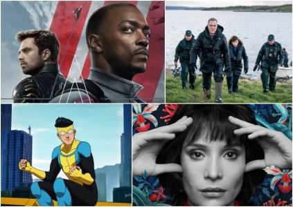 Самые интересные новые сериалы марта 2021