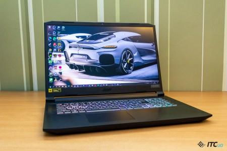 Обзор игрового ноутбука Acer Nitro 5 (AN517-41)
