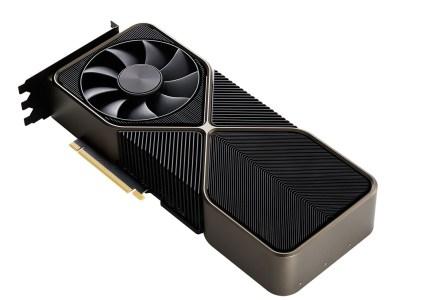 Видеокарта NVIDIA GeForce RTX 3080 Ti с 12 ГБ памяти выйдет в апреле, GeForce RTX 3070 Ti – в мае