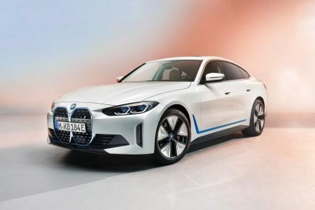 Анонс электромобиля BMW i4: мощность до 530 л.с., разгон до «сотни» менее 4 сек, запас хода до 590 км и начало продаж в текущем году