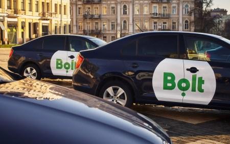 У Хмельницькому почав працювати таксі-сервіс Bolt з трьома категоріями авто