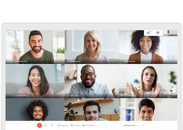 Google снова продлила период «безлимитного» использования видеозвонков для пользователей бесплатной версии Google Meet – до 30 июня