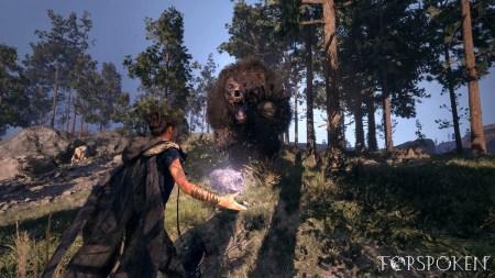 Square Enix показала первые официальные скриншоты игры Forspoken, выход запланирован на 2022 год