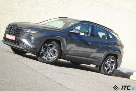 Тест-драйв Hyundai Tucson: космический дизайн, космические технологии