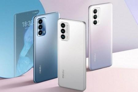 Представлены флагманы Meizu 18 и Meizu 18 Pro на базе Snapdragon 888. Базовая модель с экраном 6,2 дюйма стоит от 4399 юаней (около 19 тысяч гривен)