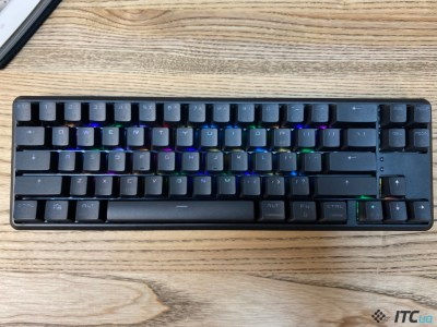 Hator Skyfall Hex — обзор беспроводной механической клавиатуры