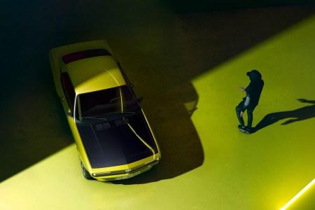 Opel представил электрический рестомод Opel Manta GSe ElektroMOD на основе одноименного спорткупе 70-х годов прошлого века