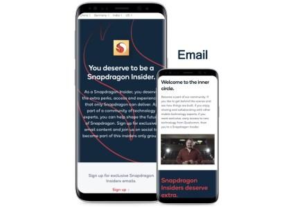 Qualcomm запустила сообщество для поклонников и энтузиастов – Snapdragon Insiders