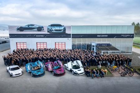 Porsche снова увеличил свою долю в хорватском производителе электромобилей Rimac (теперь с 15 до 24%, вложив 70 млн евро)