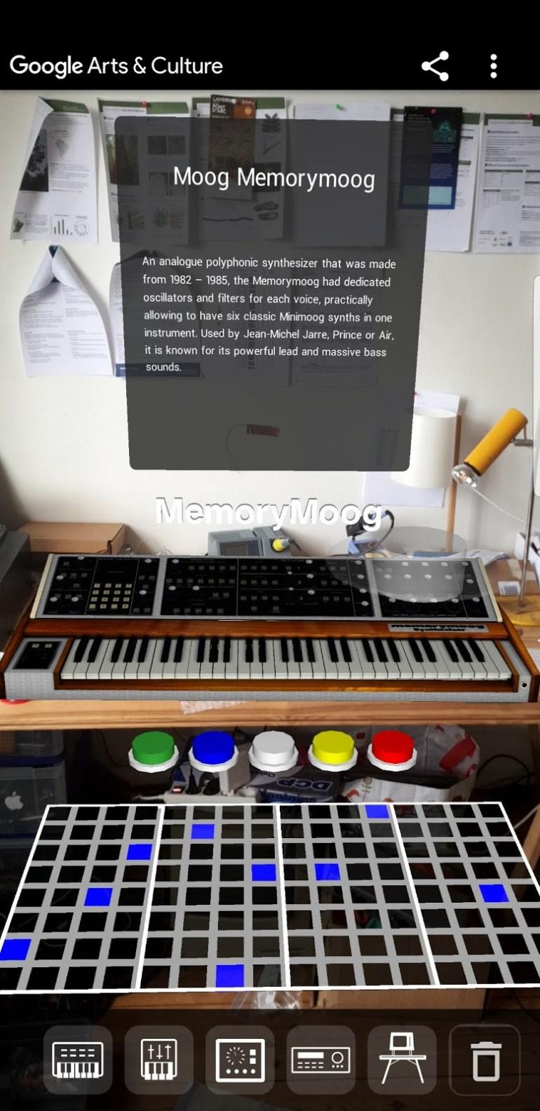Google Arts & Culture та YouTube створили Music, Makers & Machines — онлайн-екскурсію по історії електронної музики