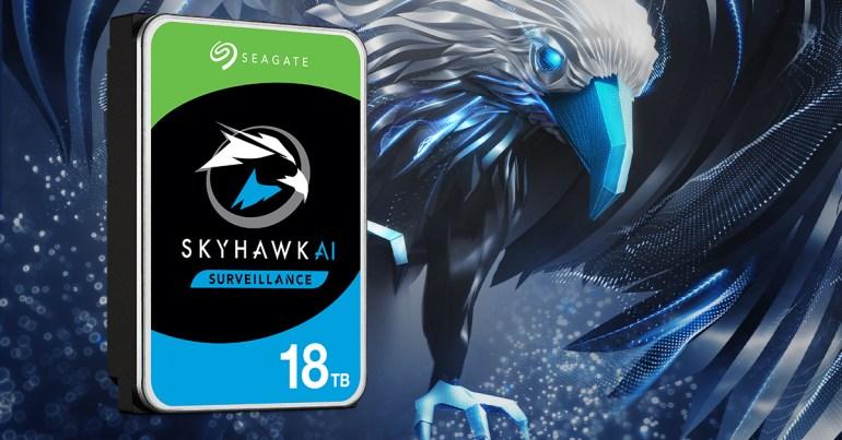 Накопичувачі SkyHawk виводять відеоспостереження на новий рівень