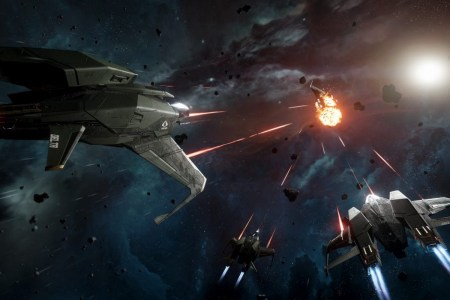 Сборы на разработку космического симулятора Star Citizen превысили 350 миллионов долларов, а число зарегистрированныхаккаунтов перевалило за 3 миллиона