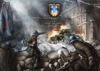 Київська студія Starni Games анонсувала стратегію Strategic Mind: Spirit of Liberty про радянсько-фінську війну
