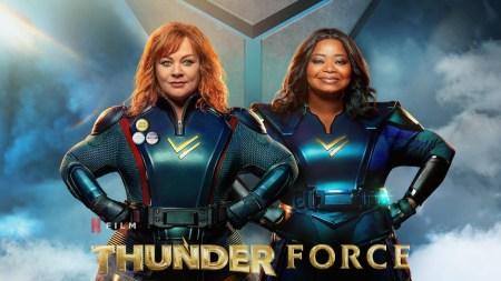 Первый трейлер комедийного супергеройского боевика Thunder Force / «Сила Грома» с Мелиссой Маккарти и Октавией Спенсер (премьера на Netflix — 9 апреля 2021 года)