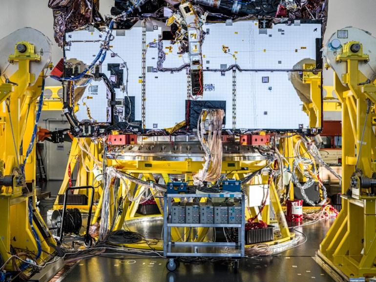 «Джеймс Уэбб» прошел финальные функциональные испытания — запуск запланирован на 31 октября 2021 года