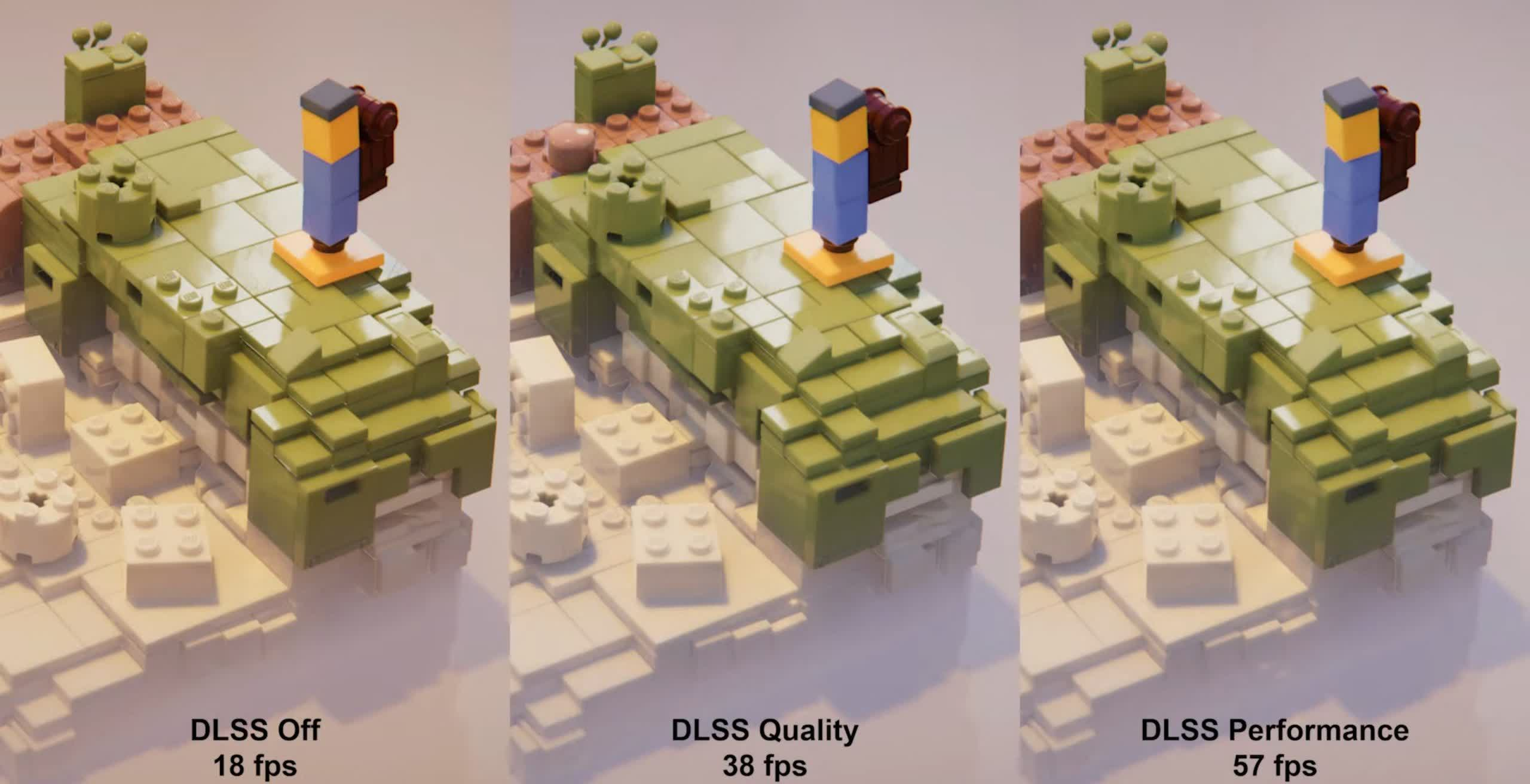 В Unity 2021.2 появится нативная поддержка NVIDIA DLSS - ITC.ua