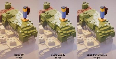 В Unity 2021.2 появится нативная поддержка NVIDIA DLSS