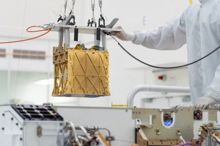 «Персеверанс» совершил первое извлечение кислорода из атмосферы Марса