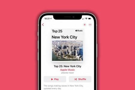 В Apple Music з'явились чарти для окремих міст — є і для Києва (але краще б його не було)