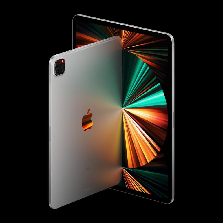 Apple представила новый планшет iPad Pro с процессором M1, поддержкой 5G и отслеживанием пользователя фронтальной камерой