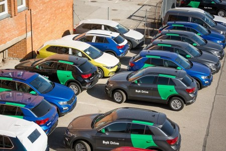 Bolt запускає каршерінговий сервіс Bolt Drive в Естонії, в Україні він може з'явитися вже наступного року