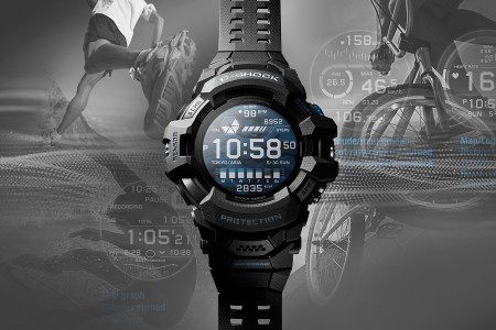 Casio представила свои первые умные часы G-Shock на платформе Wear OS, модель G-Squad GSW-H1000 обойдется в $700