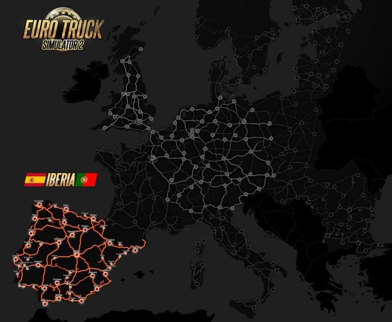 Euro Truck Simulator 2 – Iberia: больше, сложней, красивей