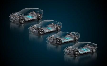 Williams и Italdesign создали платформу EVX, на основе которой можно строить премиальные электромобили с мощностью до 1000 кВт и запасом хода до 1000 км