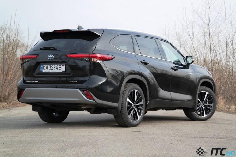 Тест-драйв Toyota Highlander Hybrid: ТОП-5 вопросов и ответов