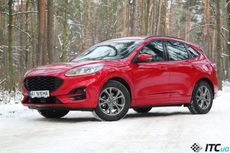 Тест-драйв Ford Kuga: хорош в деталях, но как в целом?