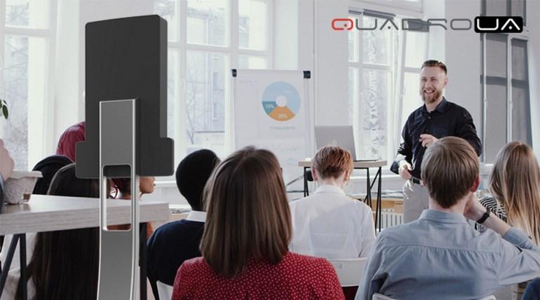 Роботи віртуальної присутності GoBe для бізнесу вже в Україні