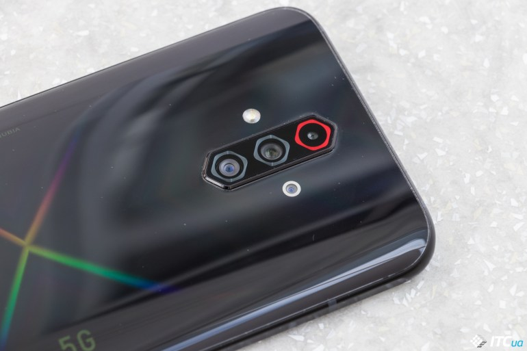 Обзор смартфона ZTE Nubia Play