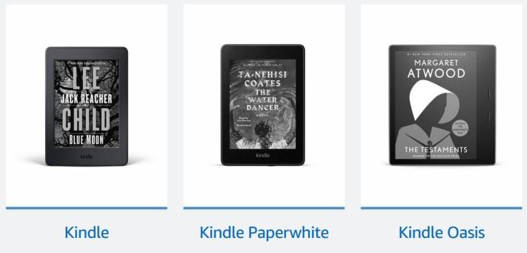 Ридеры Kindle наконец научились выводить обложку текущей книги на экран блокировки (но только нерекламные и свежие модели)