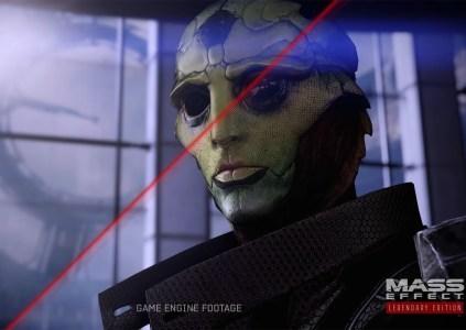 Вышел трейлер, наглядно демонстрирующий изменения графики в Mass Effect: Legendary Edition