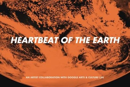 «Серцебиття Землі». Google до Дня Землі опублікувала нові художні візуалізації впливу змін клімату та діяльності людини