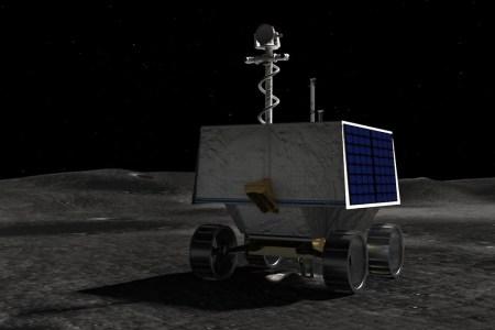 Луноход NASA VIPER для разведки запасов воды на южном полюсе запустят на ракете Falcon Heavy