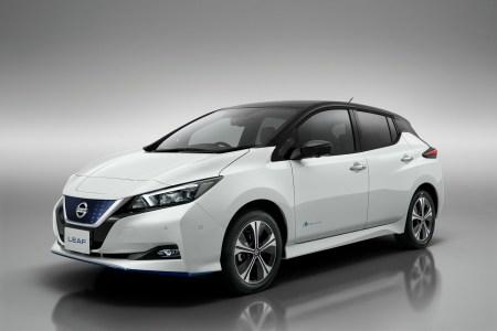 В Україні цього літа стартують офіційні продажі електромобіля Nissan Leaf