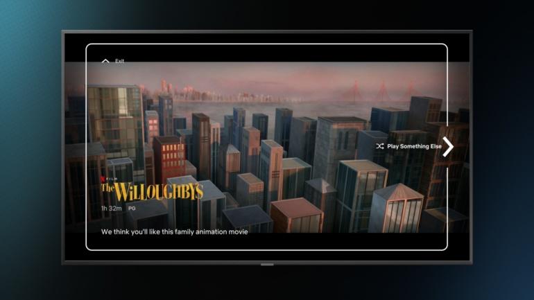Netflix официально запустил функцию Play Something, которая самостоятельно выбирает подходящие фильмы и сериалы (трейлер)
