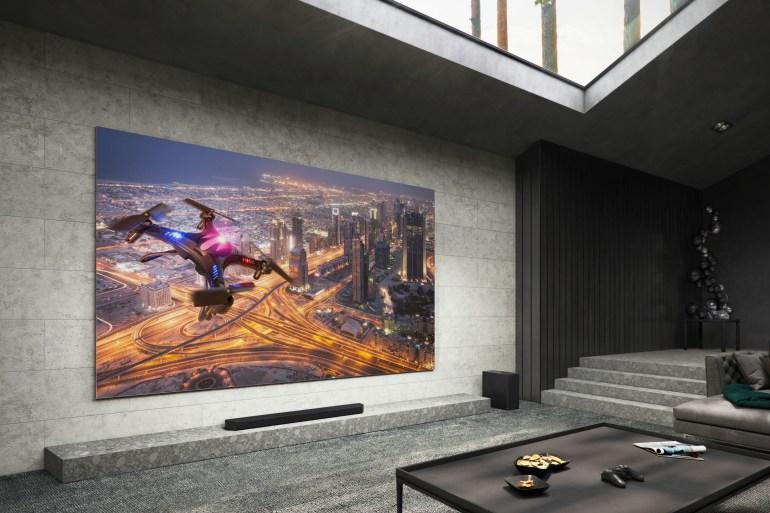Телевизоры Samsung 2021