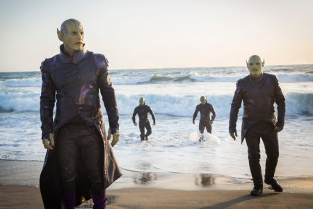 В новом фантастическом сериале Marvel's Secret Invasion про скруллов снимутся Эмилия Кларк и Оливия Колман