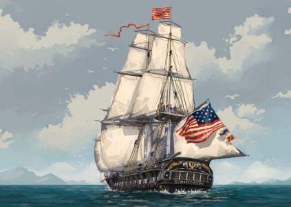 Українська гра Ultimate Admiral: Age of Sail вийшла з Дочасного Доступу Steam