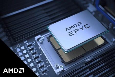 Доля AMD на рынке серверных x86-процессоров достигла 8,9% — это максимум с 2006 года