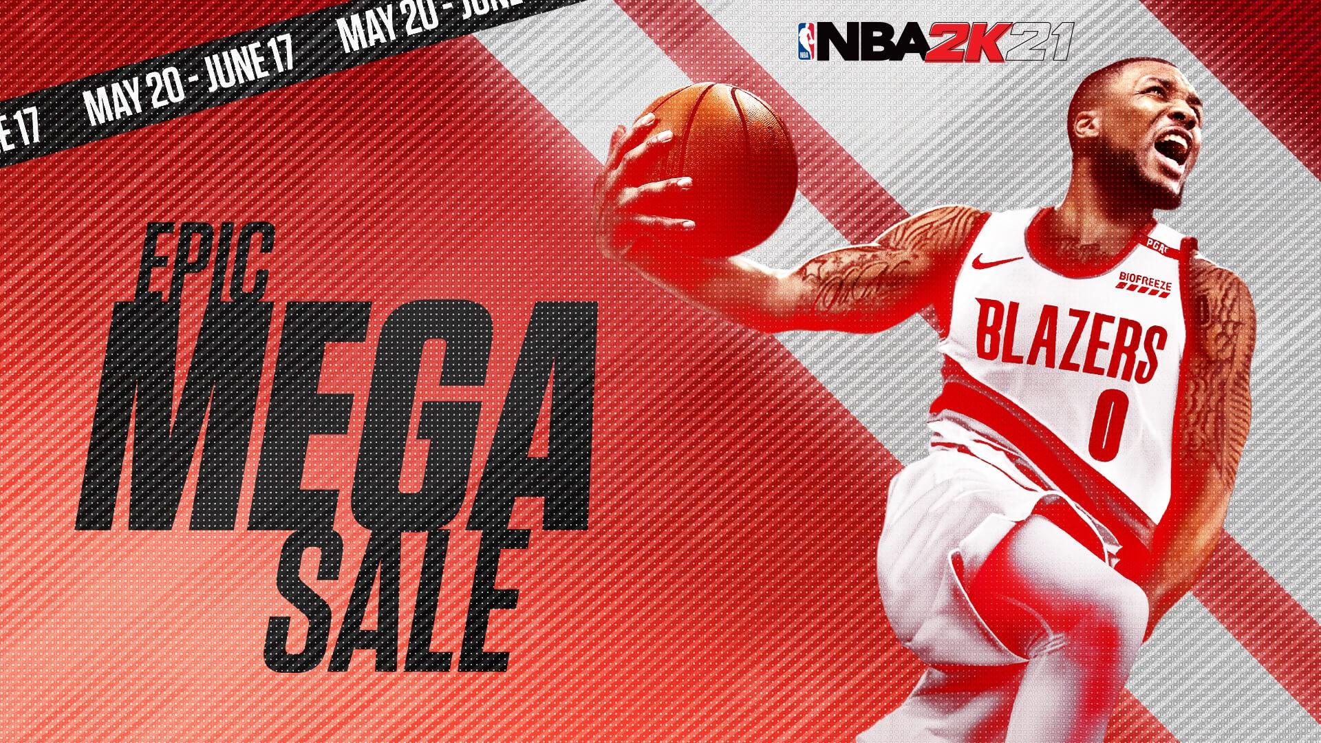 В Epic Games Store стартовала Мегараспродажа со скидками, раздачей бесплатных игр и купонами на 300 грн (NBA 2K21 уже доступна бесплатно) - ITC.ua
