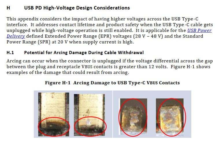 USB-IF представила стандарт USB Type-C 2.1 — передаваемая мощность увеличилась со 100 до 240 Вт