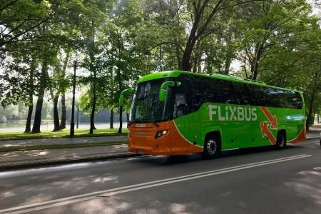 FlixBus запустив перший «внутрішній» автобусний маршрут Україною — від Затоки і Одеси через Київ та Львів на Буковель